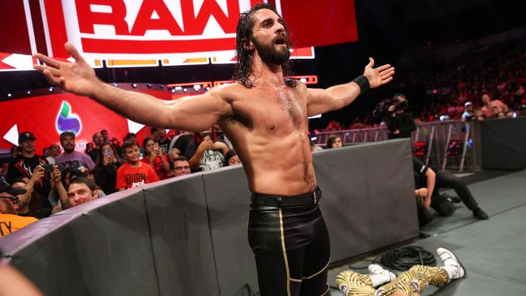Seth Rollins has been cited by Kenny Omega as somebody he would love to have a match with