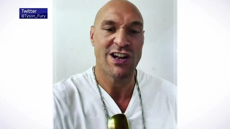 Deontay Wilder demands $20m from Tyson Fury