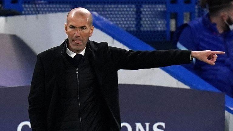 Zidane Zidane calls it quits due to madrid lack of faith
